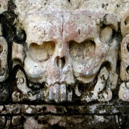 Temple of the Skull - Palenque
